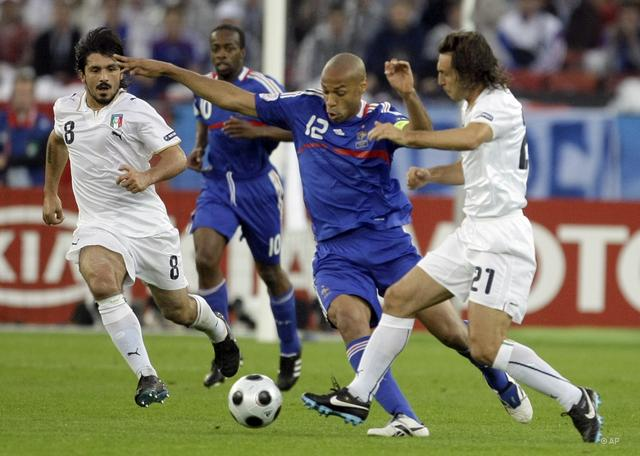 Thierry+henry+france